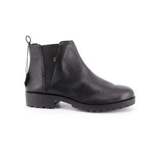Cole Haan Calandra Waterproof Leather Booties 9.5